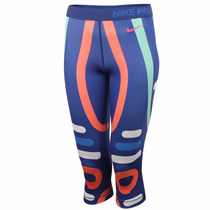 Nike Pro Leggings Mallas Deportivo Mujer 638206-455