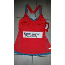 Blusa Con Top Marca Saucony, Running, Marathon, Gym