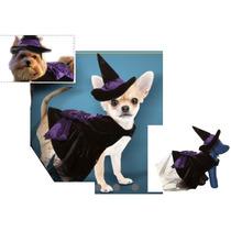 Disfraz Princesa Diablo Bruja Dragon Perro Mini Hallowen E4f