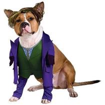 Disfraz Para Perro Batman The Dark Knight Joker Grande Del