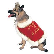 Disfraz De Rey Para Perros, Mascotas, Envio Gratis