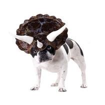 Disfraz Para Perro Animal Planet Pet Triceratops Vestuario