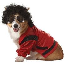 Disfraz Para Perro Pup-a-razzi Pop Rey De Vestuario Perro,