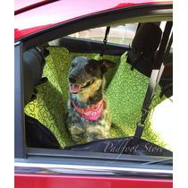Cubre Asientos Mascota Perro Resistente Al Agua Dif Colores