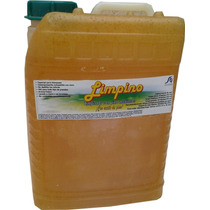 Limpiador Detergente Aceite De Pino 5 Litros Ropa Y Casa