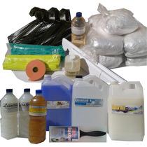 Paquete Productos Lavanderia Y Tintoreria Envio Gratis Wow!