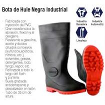 Bota Toolcraft Industrial Negra N° 25