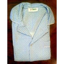 Pijama Caballero De Franela 100% Algodón Varios Estilo 34-42