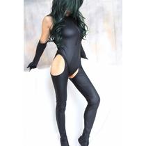 Sexy Lenceria Disfraz Cuero Bondage Domina Colsplay Flirteo