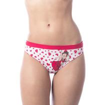 Vicky Form Lindo Y Sexy Coordinado Betty Boop Rojo
