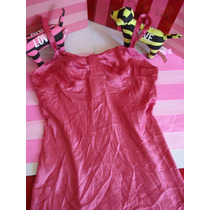 Victoria`s Secret The Pink Angels Baby Doll Sz:s Vmj