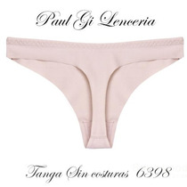Pantie Sin Costuras Invisible Tangas Lenceria