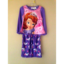 Pijama Princesa Sofia Disney Niña T3 Envio Gratis