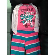 Pijama Para Niña Pantalon Pachoncito !!! Precioso Color *_*