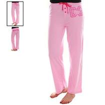 Hot Topic Pijama Hello Kitty Pink Varsity Pajama Pants Ch