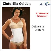 Cinturilla Golden Ardyss. Delinea Tu Cintura! 12 Msi
