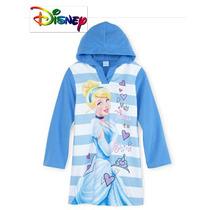 Pijama Nina Cenicienta 4 Anos Camison Disney Hoodie Suave Ve