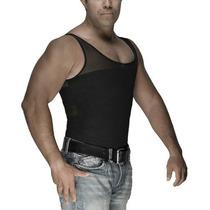 Camiseta Faja Para Hombre Correctora De Postura