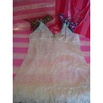 Victorias Secret The Bridal Lace Slip Baby Doll Sz Xl