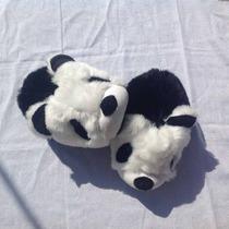 Pantuflas Panda Kigurumi Adorables Disfraz Kawaii Peluche ,