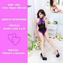 Baby Doll, Lenceria Super Sexy, Sensual, Ropa Erótica