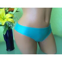 Victorias Secret Lenceria Tanga Hilo Dental Color Verde