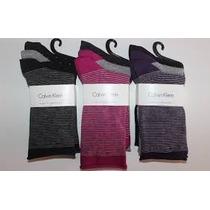 Calcetines Calvin Klein Remate 10 Pares X 180$ Has Negocio!!