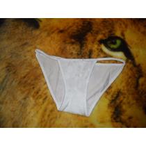 Ropa No Ilusion Pantaleta, Bikini Brillosa Diseño En Tela