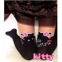 Pantimedia Japonesa Harajuku_tatto Kitty Kawaii_rock_cosplay