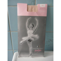 Medias Mallas Ballet Rosas S Niña American Ballet Theathe