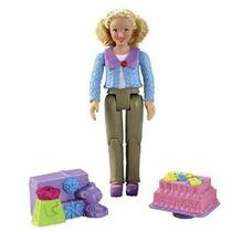 Fisher Price Abuela Familia Cariñosa Abuela Doll Figura - Eu