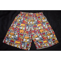 The Simpsons Bermuda Pijama Caballero Talla Mediana