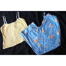 Remate De Pijamas! Tommy Aeropostale Set Pijama Patos Chica