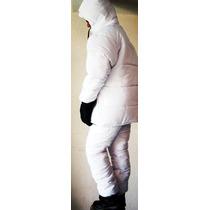 Chamarra Y Pantalon Nieve Traje Suit Termico Montaña Esqui