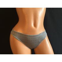 Victorias Secret Bikini String V Y Cordones En Cadera Sb36