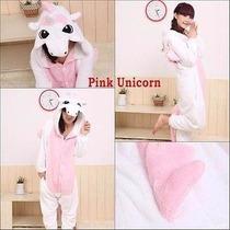 Kigurumi Pijama Onesie Unicornio Stitch Pikachu Panda