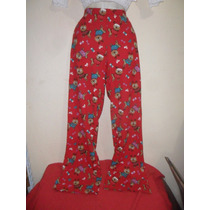Leggins,mallones Termicos,pantalon Pijama Navideño