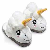 Pantuflas Kawaii Unicornio Fluffy Minions Villano Favorito