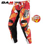 Pantalon Cross Cuatrimoto Answer Talla 36 Candy Orange