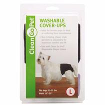Pañal Lavable Y Reutilizable Clean Go Grande Perros Celo