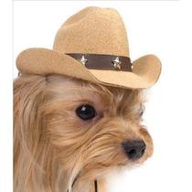 Sombrero Para Perro Perro Del Sombrero De Vaquero, 5 \brim,