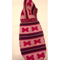 Sweater Con Gorro Para Perro Talla 1 Y 2