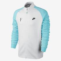 Nueva Chamarra Nike Premier Tenis Rf Roger Federer Talla S