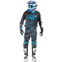 Equipo Traje Msr Motocross L-34 Cuatrimoto Enduroatv Rzr Atv