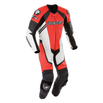 Traje De Piel Protecciones Moto Joe Rocket Speedmaster 6.0