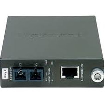Convertidor Fibra Optica Trendnet Tfc-110s60