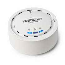 Access Point Trendnet Poe Inalambrico N A 300 Mbps +c+