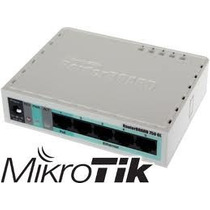 Mikrotik Rb750r2 Routerboard Routeros Hotspot Hex Rb750