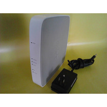 Access Point 2wire 2701hg-t Con Eliminador Y Cable Rj45