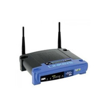 Router Linksys Con 4 Ptos Wrt54gl 802.11g 54mbps +b+